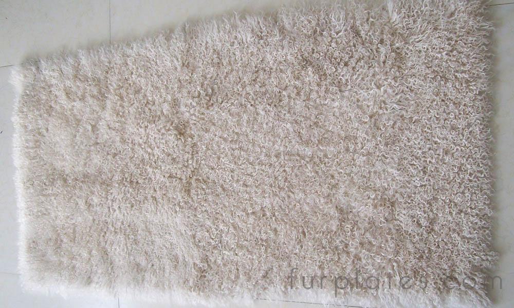 piatto di agnello kalgan capelli lunghi