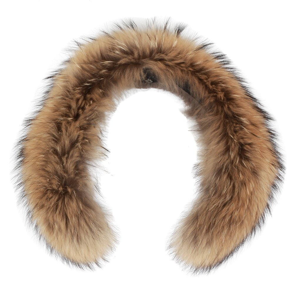 Raccoon Fur Collar